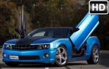 Chevrolet Camaro Wallpaper HD Cars Themes