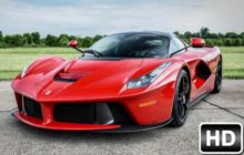 Ferrari Sports Cars Wallpaper HD New Tab Themes