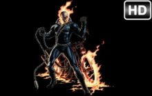 Ghost Rider Wallpaper HD New Tab Themes