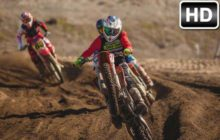 Motocross Wallpaper HD Race-Stunt-Dirt Bike