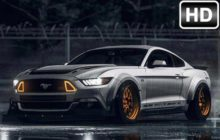 Mustang Wallpaper HD Ford Cars New Tab Themes