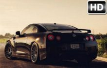 Nissan GTR Cars Wallpaper HD New Tab Themes