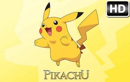 Pikachu Wallpaper HD New Tab Pokemon Themes - HD ...