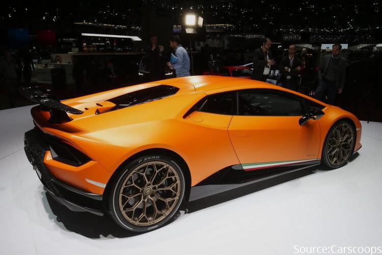 Lamborghini Huracan Perfomante