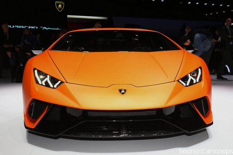 Lamborghini Hurac 225 N Performante The New Beast Of The