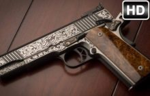 Guns Wallpaper HD New Tab Gun-Weapon Themes
