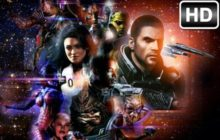 Mass Effect Wallpaper HD New Tab Themes