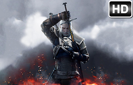 Witcher 3 wallpaper hd new tab theme hd wallpapers backgrounds - Wallpaper game hd android ...