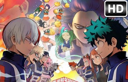 Boku No Hero Academia Wallpaper Hd Themes Free Addons