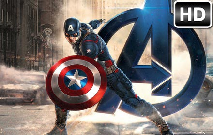 Captain america wallpaper hd new tab themes free addons - Captain america hd images download ...