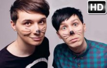 Dan and Phil Wallpaper HD New Tab Themes