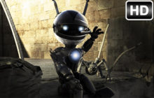 Robot Wallpaper HD Robots New Tab Themes