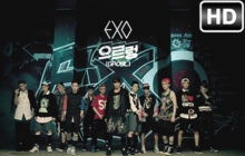 EXO Wallpaper HD New Tab Themes