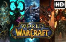 World of Warcraft Wallpaper HD New Tab Theme