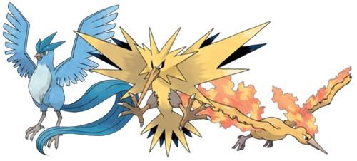legendary pokemon go 2