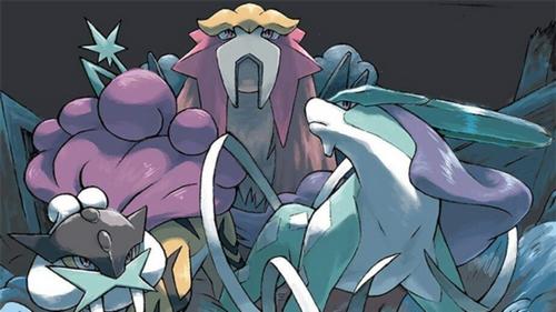 legendary pokemon go 5