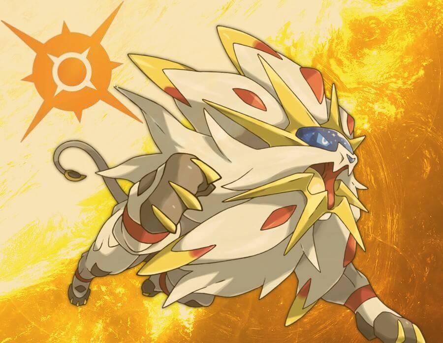 legendary pokemon sun and moon 3
