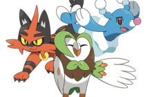 pokemon sun and moon starters and evolutions 9