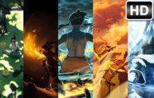 Avatar the Last Airbender Wallpaper HD Themes