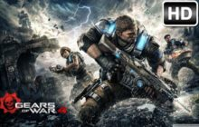 Gears of War 4 Wallpaper HD New Tab Themes