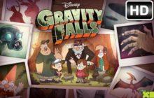 Gravity Falls Wallpaper HD New Tab