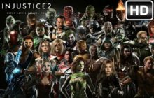 Injustice 2 Wallpaper HD New Tab Themes