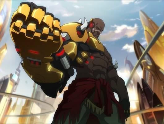 """Guide to Doomfist: """"One-punch Man"""" of Overwatch"""