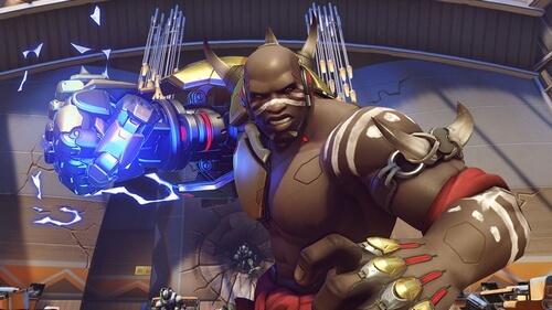 overwatch characters doomfist 8
