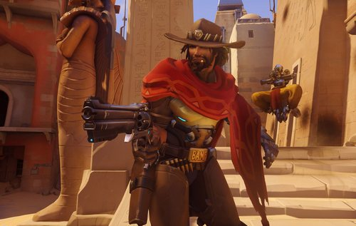 overwatch characters doomfist 9