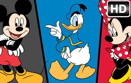 Mickey Mouse Wallpaper Hd New Tab Themes Free Addons