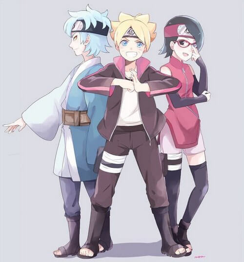 boruto naruto next generation review 2