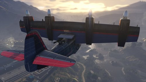 gta online smuggler's run 5