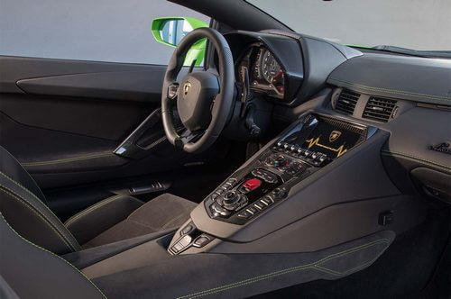 Lamborghini Aventador S 4