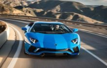 The Great Bull Marches Again! In Style! – Lamborghini Aventador S