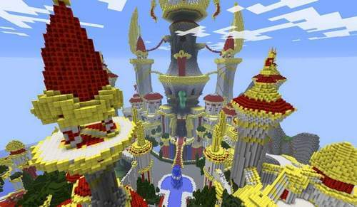 harry potter server minecraft ip