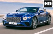 Bentley Wallpapers HD New Tab Themes