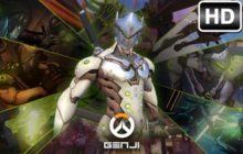 Overwatch Genji Wallpapers HD New Tab Themes