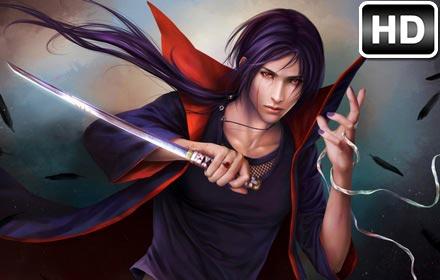 Itachi Wallpapers Hd New Tab Naruto Themes Hd Wallpapers
