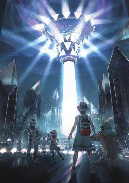 Pokemon Ultra Sun and Ultra Moon Trailer 2