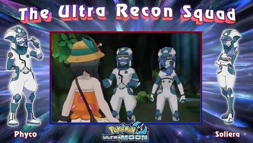 Pokemon Ultra Sun and Ultra Moon Trailer 3