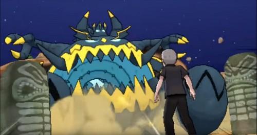 Pokemon Ultra Sun and Ultra Moon Trailer 7