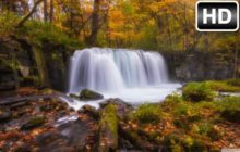 Waterfall Wallpaper Nature New Tab Themes