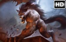 Werewolf Wallpaper Werewolves New Tab Themes