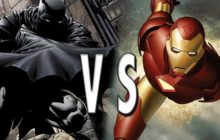 batman vs iron man 0