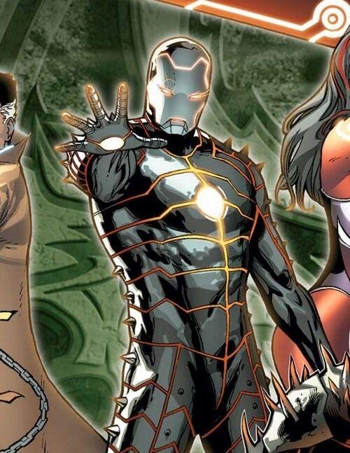 batman vs iron man 10