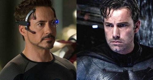 batman vs iron man 11