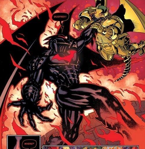 batman vs iron man 7