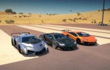 Battle! Ferrari LaFerrari vs Lamborghini Centenario vs McLaren P1!