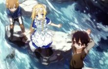 sword art online alicization 0