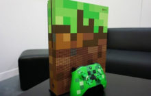 What's New on Xbox One S Minecraft Limited Edition Bundle?